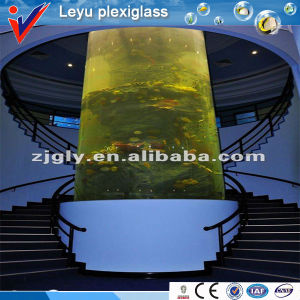 Large Cylinder Aquarium pictures & photos