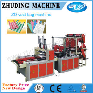 Soft Loop Handle Bag Making Machine pictures & photos
