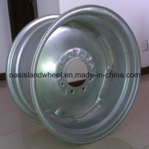 Galvanized Irrigation Stheel Wheel (W12X24) for Irrigation Tyre 14.9-24 pictures & photos