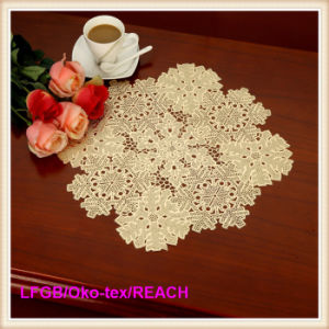PVC Pressed and Cutout Placemat pictures & photos