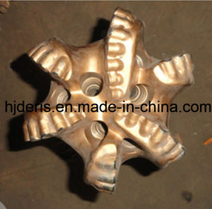 China Factory Diamond Hard Rock PDC Drill Bit