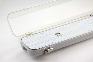 50W LED Tri-Proof Light/High Power Equal to 100W Fluorescent Tube Light pictures & photos