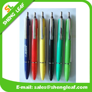 New Design Banner Pens with Custom Logo (SLF-LG023) pictures & photos