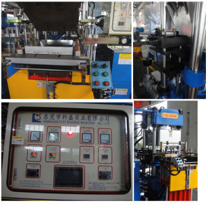 Vulcanizer Rubber Molding Machine for Rubber Silicone Products (KS250V4) pictures & photos