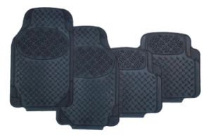 High Quality Anti-Slip Rubber Car Floor Mat (C2302) - Car Accessories