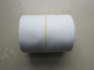 Color Coded Tubular Bandage 10.75 or 11cm X 10m with Yellow Line for Head & Small Trunk pictures & photos