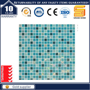 Glass Mosaic, Mix Mosaic, Mosaics Tile Kj7309 pictures & photos