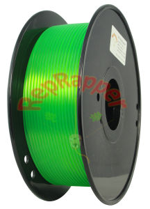 Well Coiling PC 3.0mm Green 3D Printing Filament pictures & photos