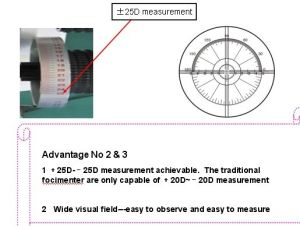 Top Qulaity Optical Equipment Internal Reading Lens Meter (CCQ-400) pictures & photos