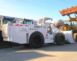Safe and Powerful Underground LHD Loader Xiandai Brand pictures & photos