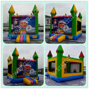 2015 New Design CE Certificate Kids Jumping Inflatable Bouncer House for Sale pictures & photos