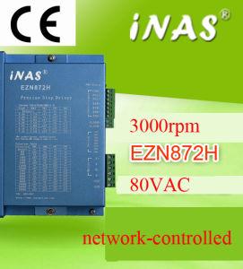 2phase Hybrid Stepper Motor AC Driver for NEMA34 (EZN872H)
