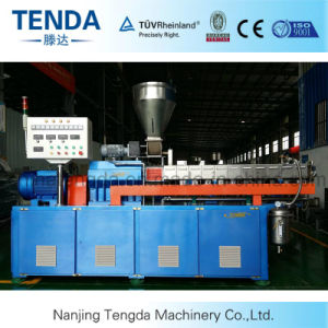 Tsh-35 Co-Rotating Twin Screw Extruder with High Quality pictures & photos