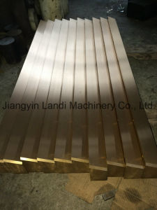 Customized Copper Alloy Sliding Bar for European Hot Strip Mill pictures & photos