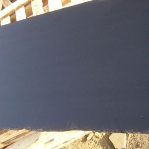 Chinese Polished Mongolia Black Granite pictures & photos