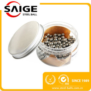Free Sample 4.763mm G1000 Carbon Steel Ball for Bicycle Bearing pictures & photos