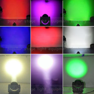 High Power 7*40W 4in1 LED Zoom Beam Moving Head Stage Lighting pictures & photos