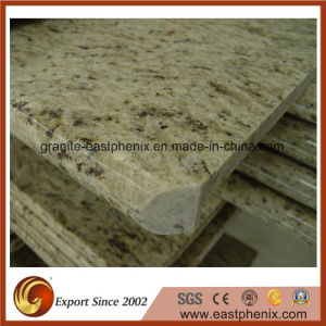 Green Granite Stone Kitchen Countertop pictures & photos
