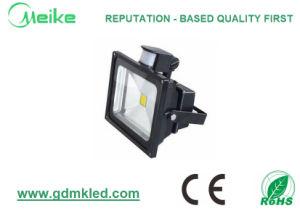IP65 30W LED PIR Floodlight Motion Sensor LED Flood Light