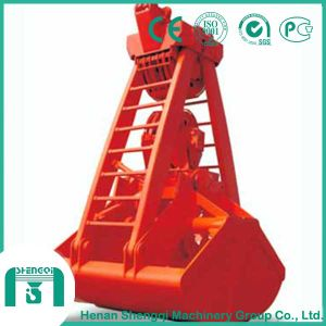Paina Grab Bucket Used on Overhead Crane and Gantry Crane pictures & photos