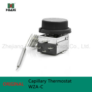 Wza-C Capillary Thermostat for Electric Oven, Water Heater pictures & photos