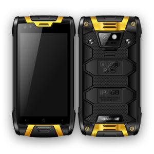 4.5inch 4G IP68 Rugged Smart Phone Quad Core