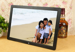 Promotion 17′′ Full Function Digital Photo Frame 17A (TF-6014) pictures & photos
