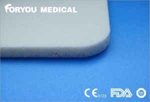 Foryou Medical Free Samples Diabetic Wound Care PU Foam Wound Dressing Border 3mm PE Foam pictures & photos