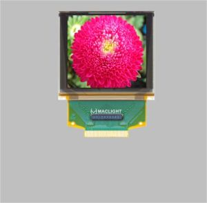 1.5 Inch Full Color OLED Display Module with 128X128 Pixels pictures & photos