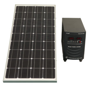 Renewable Energy Solar Power System 300W pictures & photos