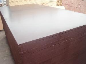 Finger-Joint Film Faced Plywood, Poplar Core, Black/ Brown Film pictures & photos