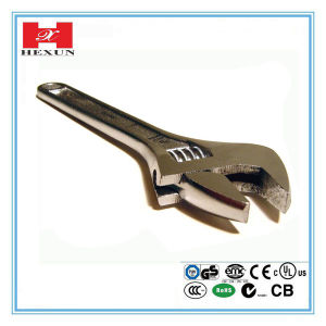 """Adjustable Wrench Spanner 6"""", 8"""", 10"""", 12"""" pictures & photos"""