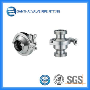 Ss304 Clamped /Threaded /Welded /Sanitary Check Valve