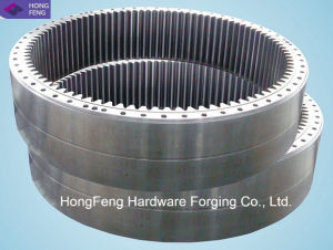 Qualified High Precision Forged Ring Gear for Heavy Duty pictures & photos