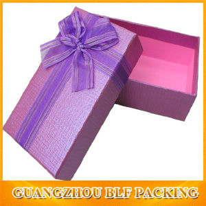 Custom OEM Fancy Paper Gift Boxes Cardboard Packaging (BLF-GB471) pictures & photos