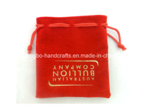 Small Gift Drawstring Nice Bag Promotional pictures & photos