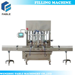 Olive Oil Automatic Filling Machine with Bottle (FB-6G) pictures & photos
