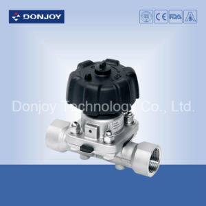Stainless Steel Diaphragm Control Valve with Plastic Handwheel pictures & photos