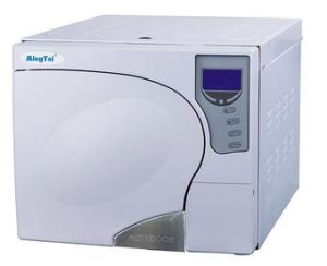 Dental Autoclave with LCD Display 23L Built-in Printer (SUN23-III-B)