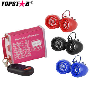 Waterproof Alarm System Motorcycle MP3 Audio pictures & photos