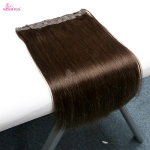 Top Quality Brazilian Virgin Colored Unprocessed Halo Hair Extension pictures & photos
