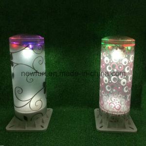 Magic Colorful Solar Garden Light High Efficiency Energy Saving pictures & photos