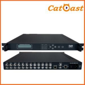 8 in 1 SD MPEG-2/MPEG-4 Encoder (CATV equipment)
