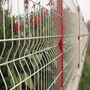 Zinc Coated Welded Wire Fence Panel pictures & photos