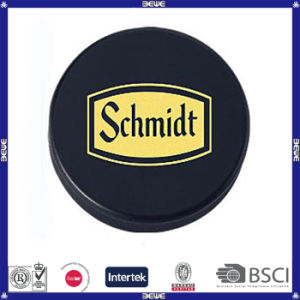 Silk Printing Hockey Puck pictures & photos