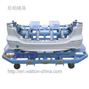 Auto Plastic Mould Assistance for Rear Bumper