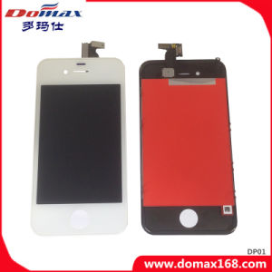 Mobile Phone TFT Touch Screen LCD Screen for iPhone 4 pictures & photos