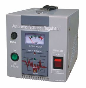 Toroidal Transformer Voltage Stabilizer AVR pictures & photos