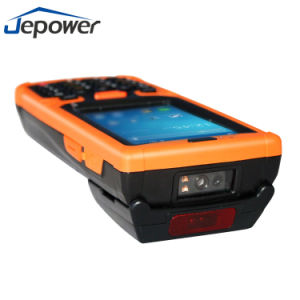 Handheld Mobile Computer Support 1d/2D Barcode NFC RFID 3G Wi-Fi GPS pictures & photos