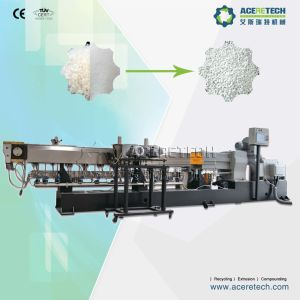 PP/PE Filler Master Batch Plastic Granulating Machinery for Film Blowing pictures & photos